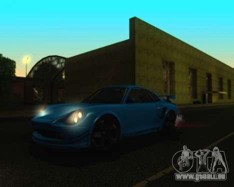 ENBSeries by IE585 V2.1 pour GTA San Andreas troisième écran
