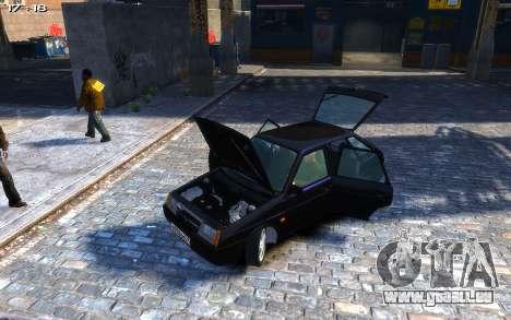 2109 für GTA 4 Rückansicht