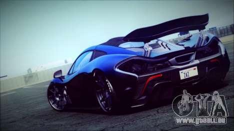 Super Realistic Project pour GTA San Andreas deuxième écran
