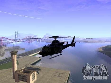 GTA 5 Valkyrie für GTA San Andreas