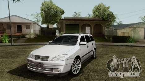 Opel Astra G Caravan 1999 für GTA San Andreas
