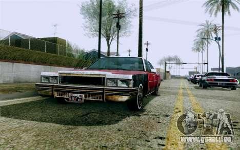 DirectX Test 1 - ReMastered pour GTA San Andreas sixième écran