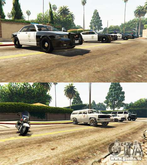 Police mod pour GTA 5