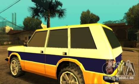 Luni Huntley für GTA San Andreas obere Ansicht