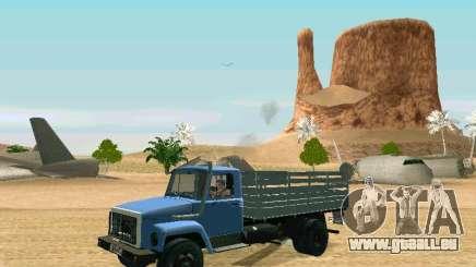 3309 GAZ pour GTA San Andreas