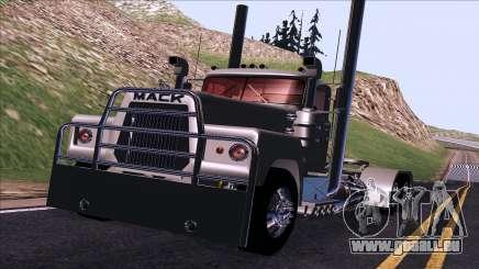 Mack RS700 Custom pour GTA San Andreas