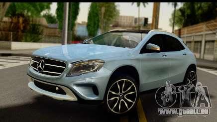 Mercedes-Benz GLA220 2014 pour GTA San Andreas