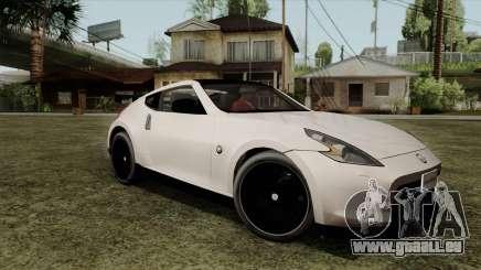 Nissan 370Z Nismo für GTA San Andreas