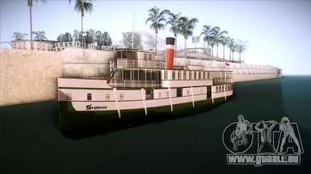 Indonesia Ferri für GTA San Andreas