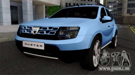 Dacia Duster 2014 pour GTA San Andreas