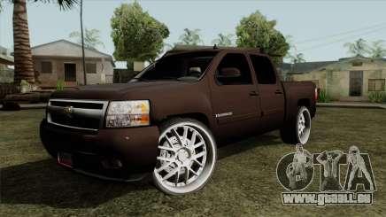 Chevrolet Silverado für GTA San Andreas