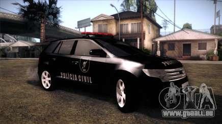 Ford Edge COPE - PCSC für GTA San Andreas