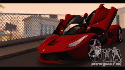 Ferrari LaFerrari 2014 für GTA San Andreas