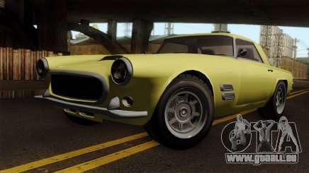 GTA 5 Lampadati Casco für GTA San Andreas