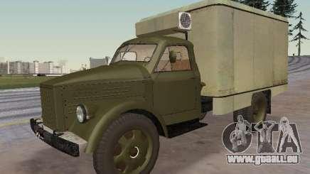 GAS-51 Vneshtorg für GTA San Andreas