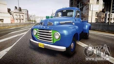 Ford F-1 1949 4WD für GTA 4