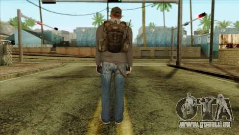 Technician from PMC für GTA San Andreas zweiten Screenshot