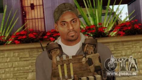 Technician from PMC für GTA San Andreas dritten Screenshot