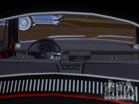 Volkswagen Super Beetle Grillos Racing v1 pour GTA San Andreas moteur