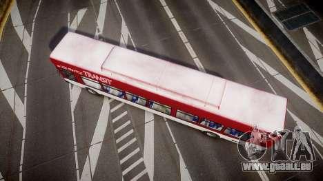 GTA V Brute Bus für GTA 4 rechte Ansicht