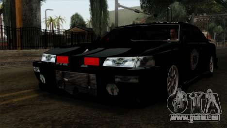 Sultan FIB pour GTA San Andreas