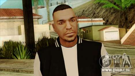Luis Skin from GTA 5 für GTA San Andreas dritten Screenshot