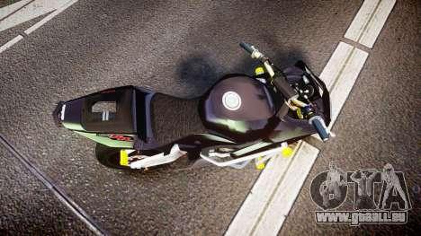 Honda CBR600RR Stunt für GTA 4 rechte Ansicht