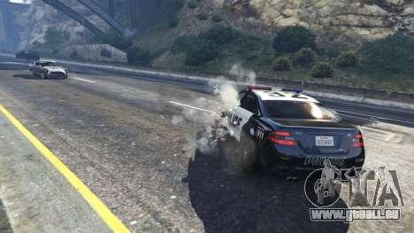 GTA 5 Travail JB700 deuxième capture d'écran