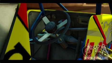 Larock Sprinter pour GTA San Andreas vue de droite