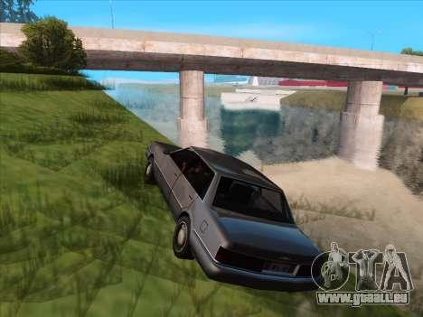 HQ ENB Series v2 für GTA San Andreas achten Screenshot