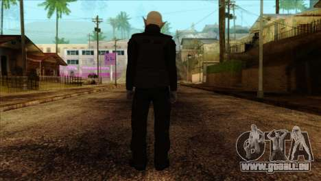 Skin 2 from Heists GTA Online DLC für GTA San Andreas zweiten Screenshot