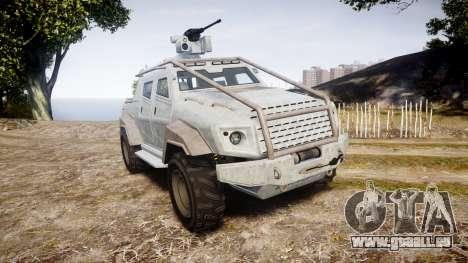 GTA V HVY Insurgent Pick-Up für GTA 4