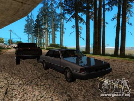 HQ ENB Series v2 pour GTA San Andreas septième écran