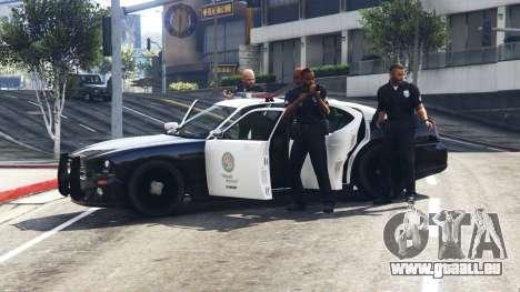 GTA 5 Appeler la police v0.1