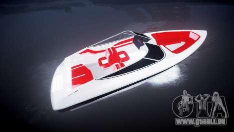 Speed-Boot für GTA 4 linke Ansicht