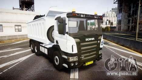 Scania P420 pour GTA 4