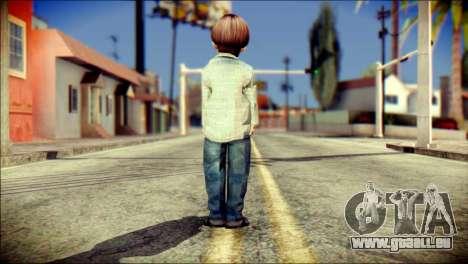 Walter Sullivan SH4 Skin für GTA San Andreas zweiten Screenshot
