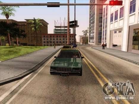 HQ ENB Series v2 pour GTA San Andreas quatrième écran