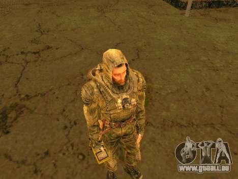 Geiger pour GTA San Andreas deuxième écran