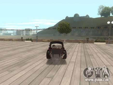 Volkswagen Super Beetle Grillos Racing v1 pour GTA San Andreas