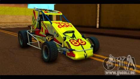Larock Sprinter pour GTA San Andreas