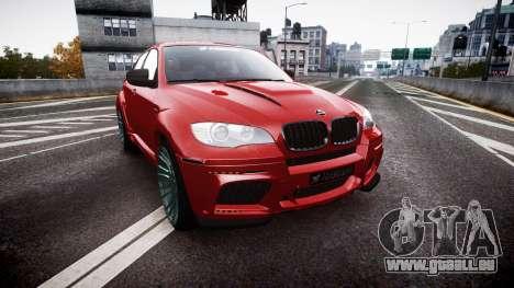 BMW X6 Tycoon EVO M 2011 Hamann für GTA 4