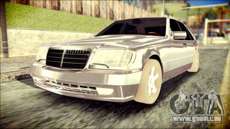 Mercedes-Benz W140 pour GTA San Andreas