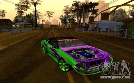 DGTK Elegy v1 für GTA San Andreas