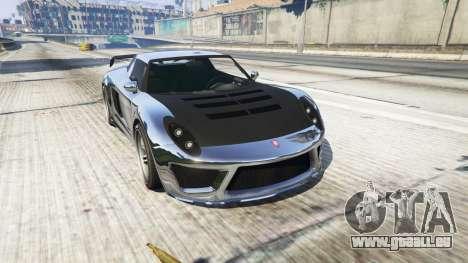 GTA 5 Realistische maximale Geschwindigkeit v3.1