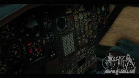 CH-47 Chinook für GTA San Andreas rechten Ansicht