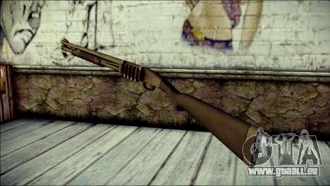 Mossber 590 pour GTA San Andreas deuxième écran