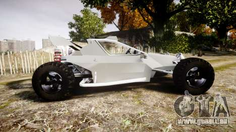Buggy X für GTA 4 linke Ansicht