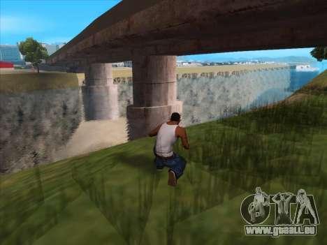 HQ ENB Series v2 pour GTA San Andreas sixième écran