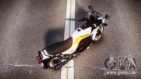 Kawasaki GPZ1100 für GTA 4 rechte Ansicht